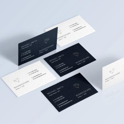 Spot uv business card mockup akbaeenw spot reheart Images